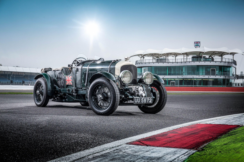 Bentley 4 ½-Litre Supercharged 'Blower'