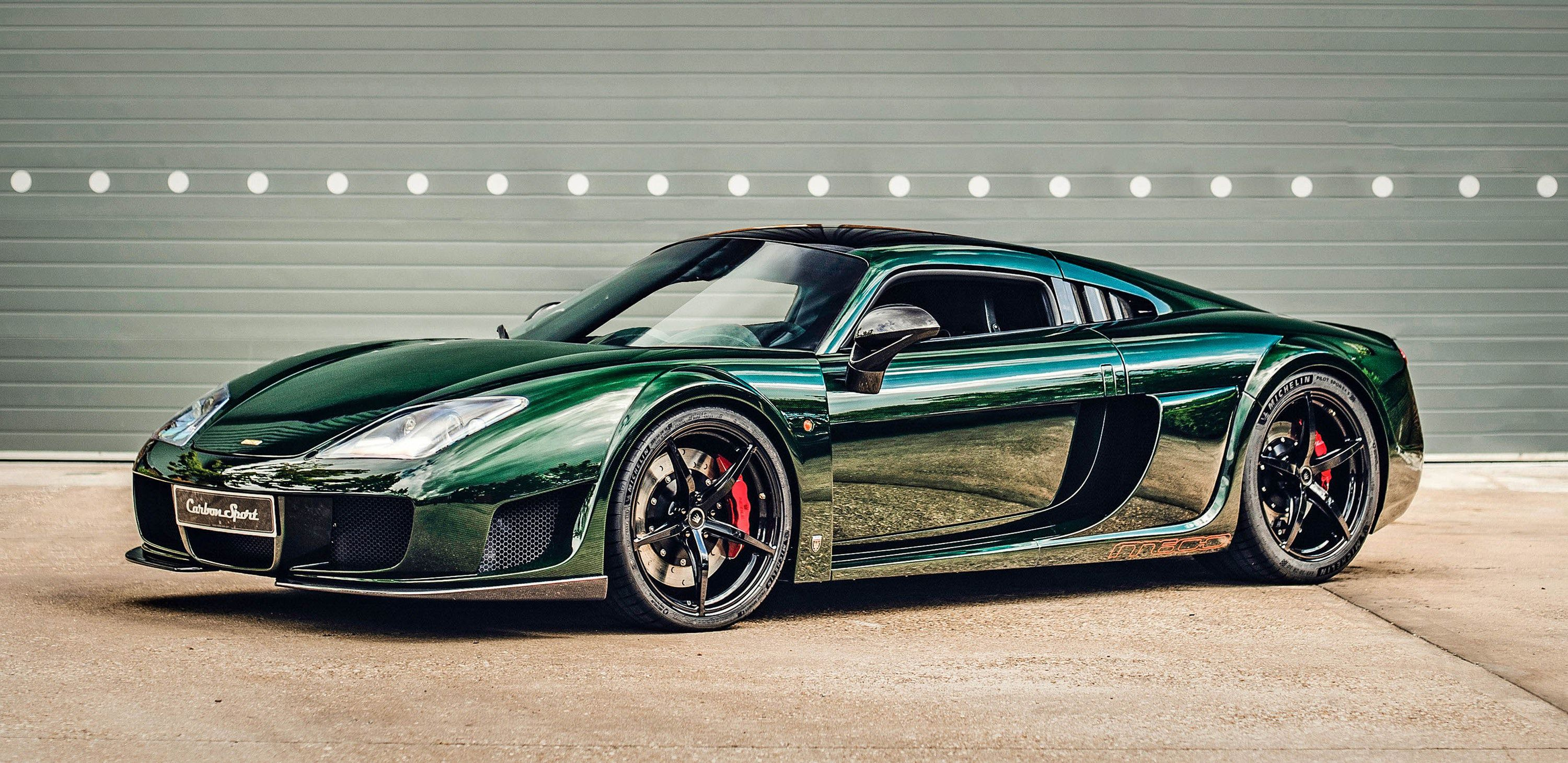 Noble M600 green