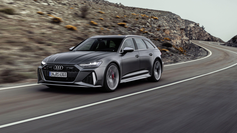 Performance car — Audi RS6