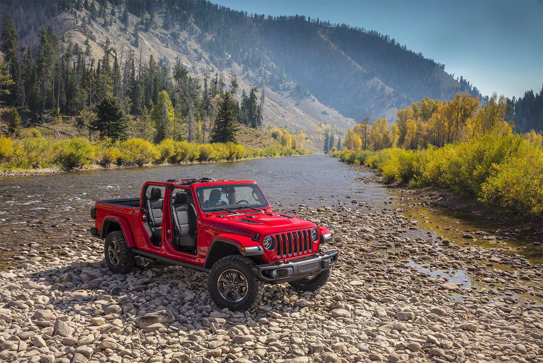 Pick-up — Jeep Gladiator