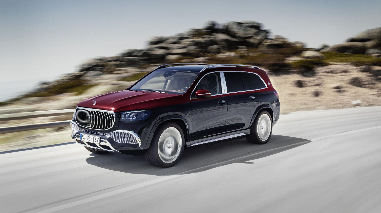 Luxury car — Mercedes-Maybach GLS