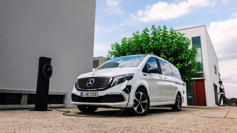 MPV — Mercedes EQV