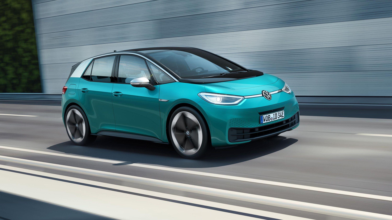 Electric car — Volkswagen ID.3