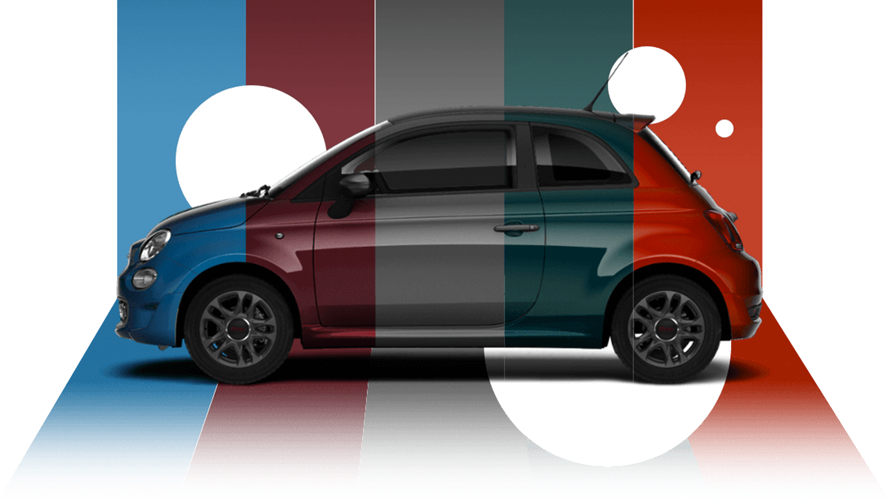 What Are The Colour Options For The Fiat 500 Swansway Group