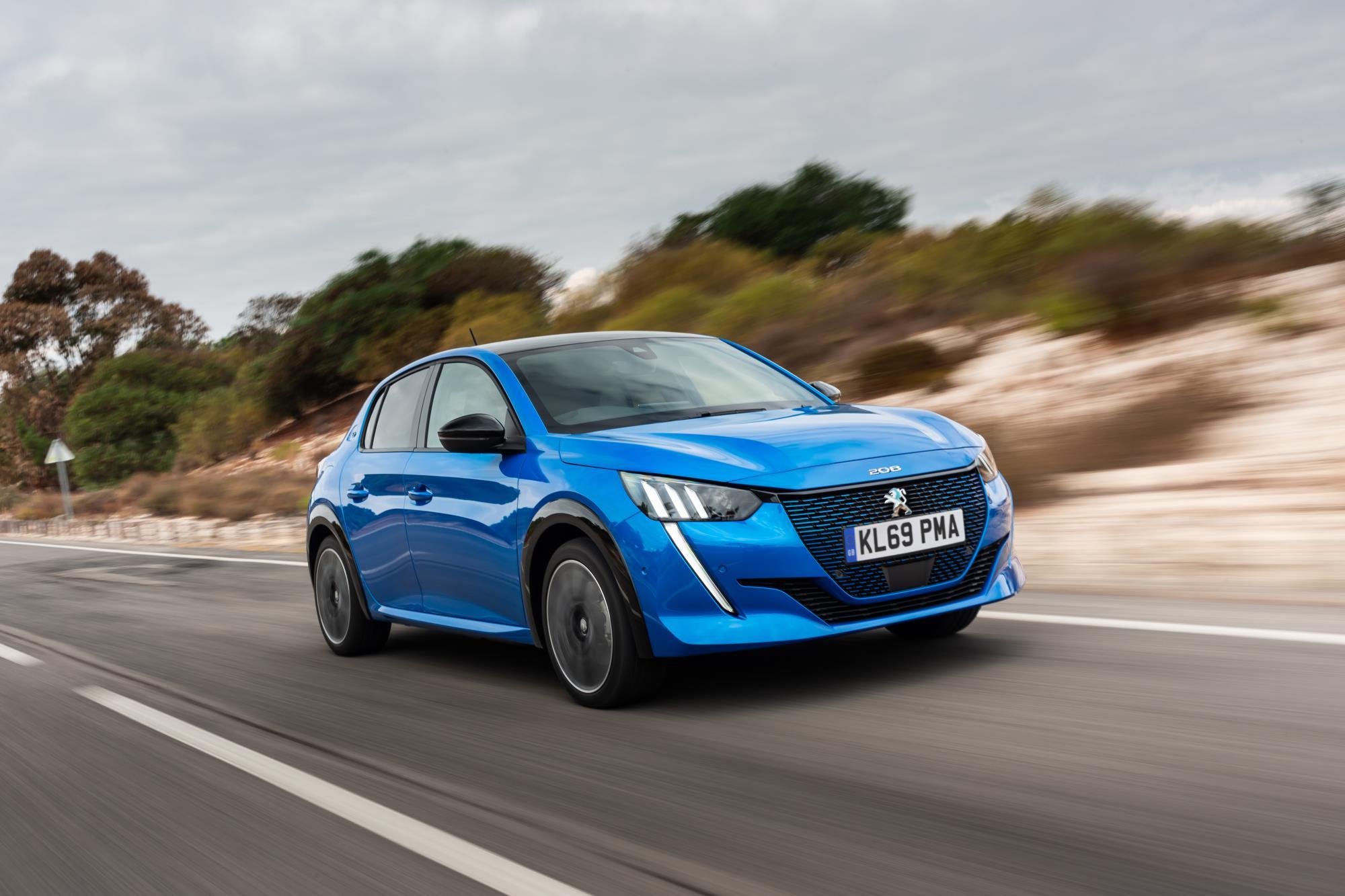 Blog Peugeot e208