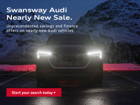 Nearly New Audi Cars