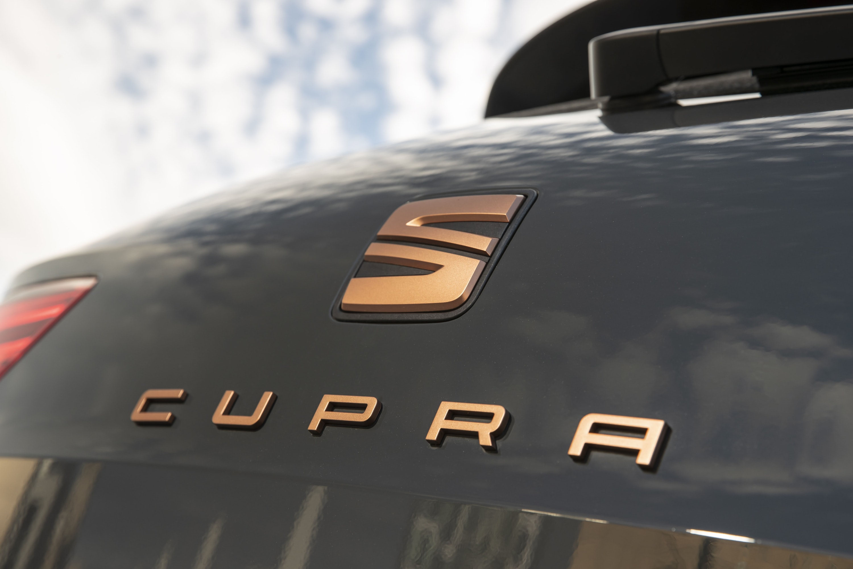 SEAT Leon Cupra ST ABT badge