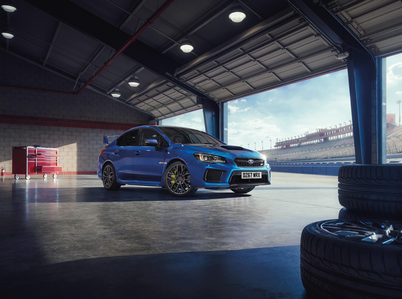 Subaru Impreza WRX STI Final Edition
