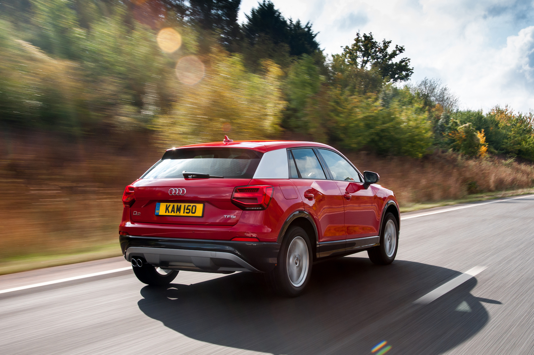 Audi Q2 Sport SUV trim level