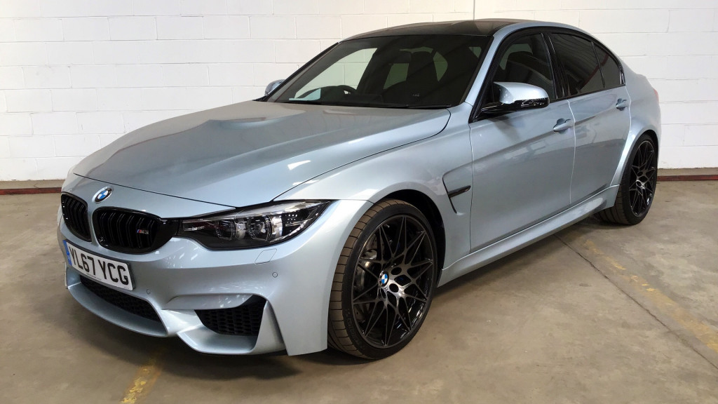 Bmw M3 M3 Dct Competition Pack Yl67ycg