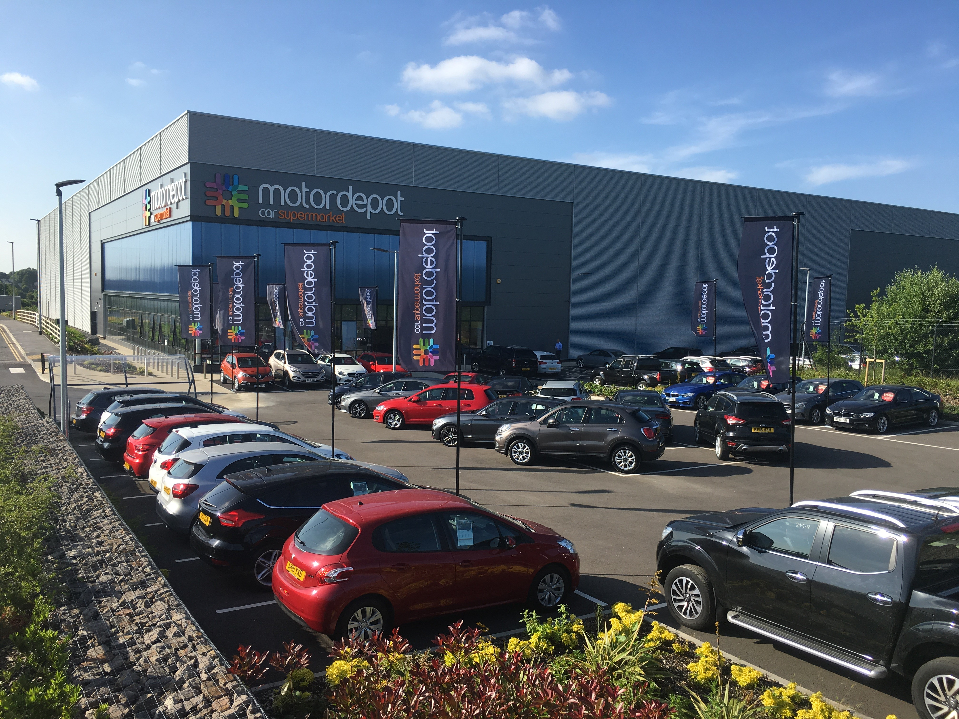 Motordepot Opens In Barnsley With Up To 40 New Jobs Created