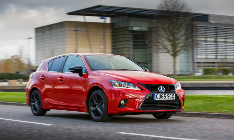 Lexus CT Mk1 Is Named Most Reliable Used Car In Survey