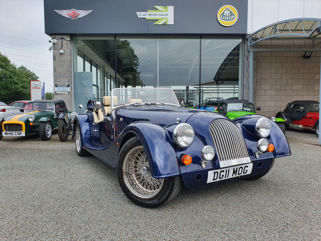 Morgan Cars - Morgan Car Dealer | Oakmere Motor Group